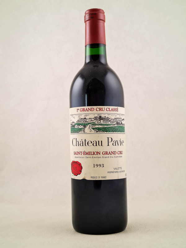 Pavie - Saint Emilion 1993