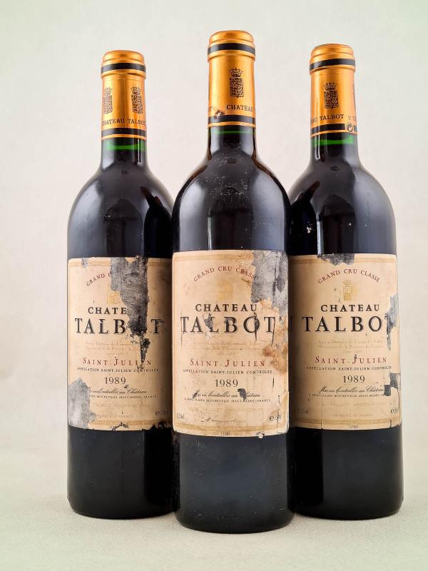 Talbot - Saint Julien 1989 X3