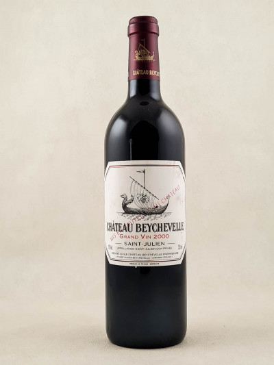 Beychevelle - Saint Julien 2000