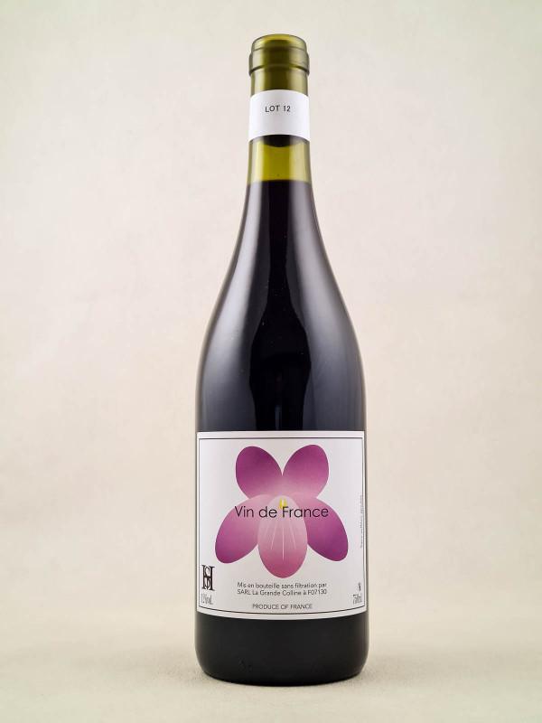 La Grande Colline - Hirotake Ooka - Vin de France (Saint Joseph) 2012