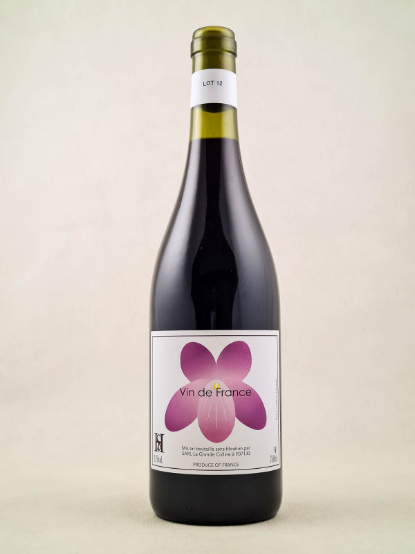 La Grande Colline - Hirotake Ooka - Vin de France (Saint Joseph) 2015