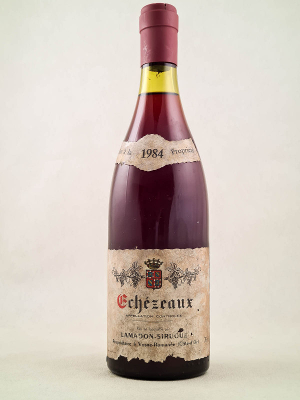 Lamadon Sirugue - Echezeaux 1984