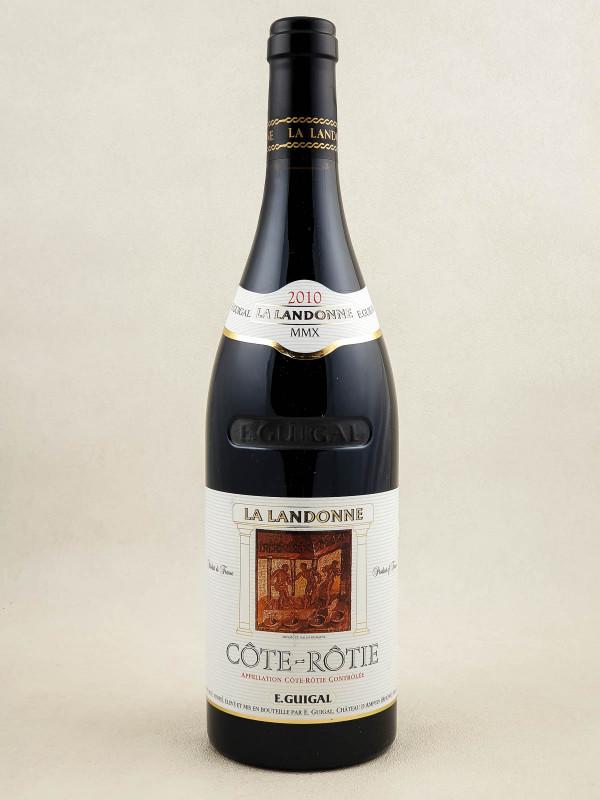 """Guigal - Côte Rôtie """"La Landonne"""" 2010"""