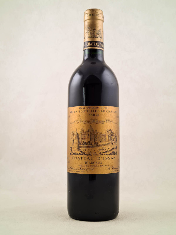 D'Issan - Margaux 1989