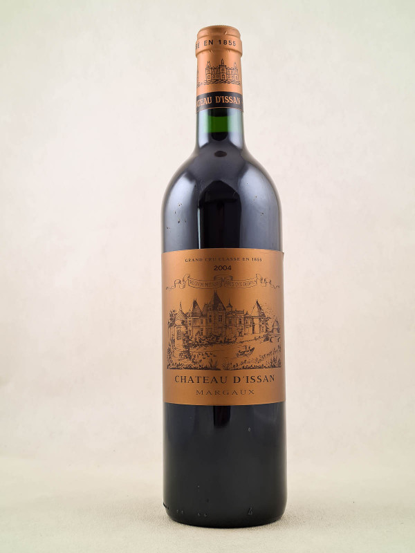 D'Issan - Margaux 2004