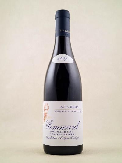 """AF Gros - Pommard 1er cru """"Les Arvelets"""" 2007"""