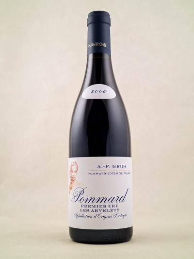 """AF Gros - Pommard 1er cru """"Les Arvelets"""" 2006"""