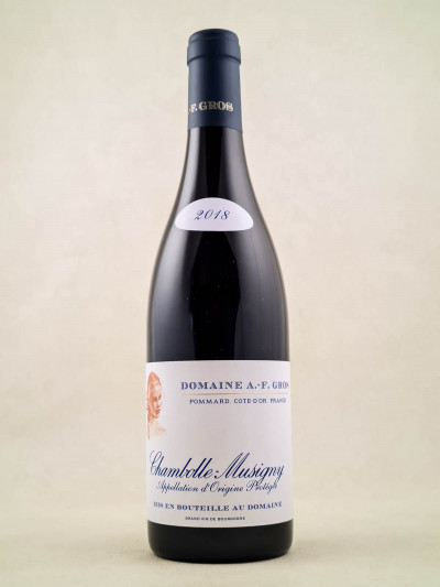 AF Gros - Chambolle Musigny 2018