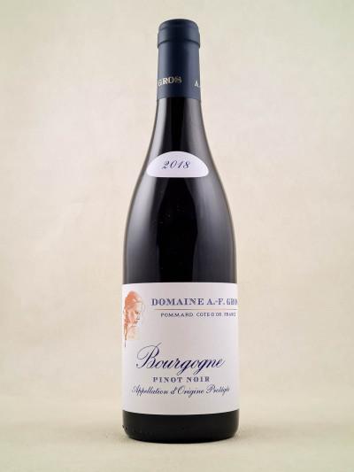 AF Gros - Bourgogne Pinot Noir 2018