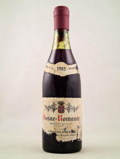 Lamadon Sirugue - Vosne Romanée 1985