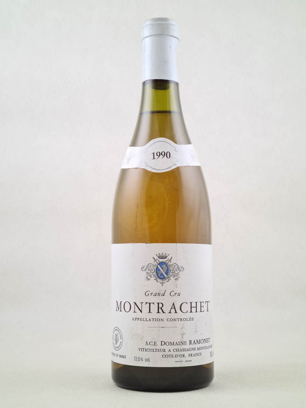 Ramonet - Montrachet 1990