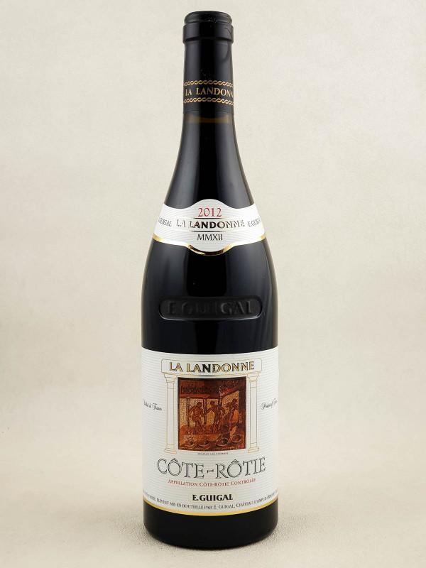 """Guigal - Côte Rôtie """"La Landonne"""" 2012"""