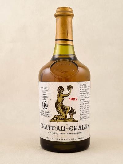 Henri Maire - Château Châlon Vin Jaune 1982