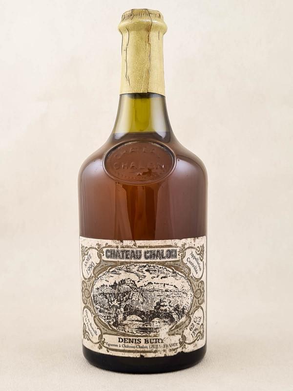 Denis Bury - Château Châlon Vin Jaune 1990