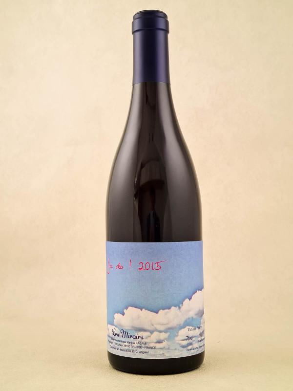 """Domaine des Miroirs K.Kagami - Vin de France """"Ja Do !"""" 2015"""