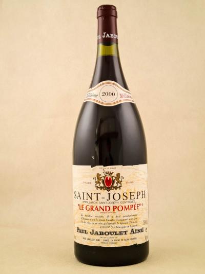 """Paul Jaboulet - Saint Joseph """"Le Grand Pompée"""" 2000"""