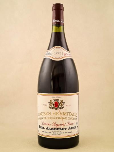 "Paul Jaboulet - Crozes Hermitage ""Domaine Raymond Roure"" 1998"