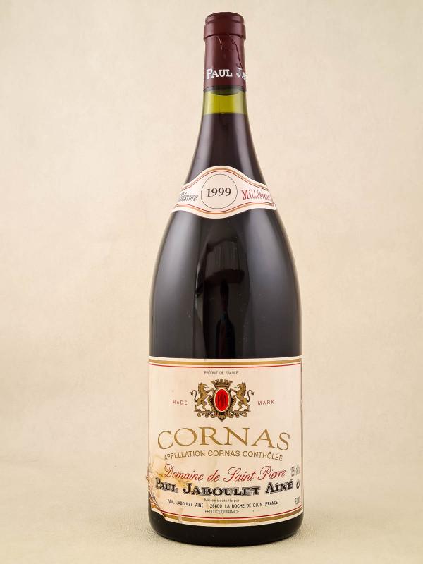 """Paul Jaboulet - Cornas """"Domaine Saint Pierre"""" 1999 MAGNUM"""