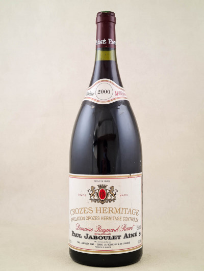 "Paul Jaboulet - Crozes Hermitage ""Domaine Raymond Roure"" 2000 MAGNUM"