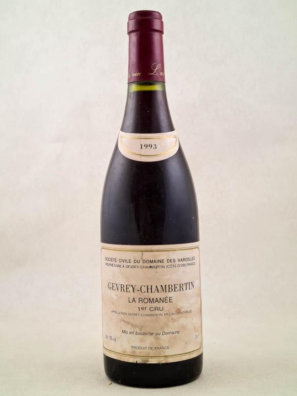 "Domaine des Varoilles - Gevrey-Chambertin 1er Cru ""La Romanée"" 1993"