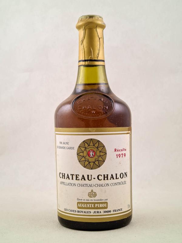 Auguste Pirou - Château Chalon Vin Jaune 1979