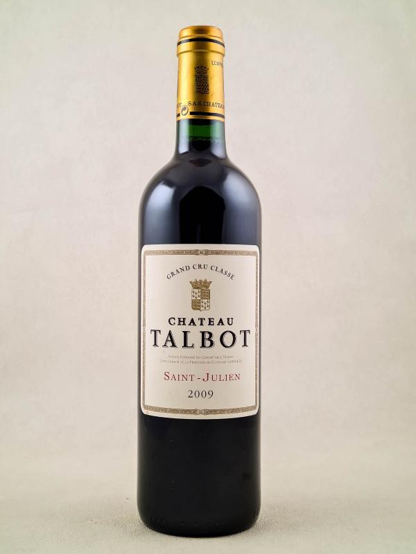 Talbot - Saint Julien 2009