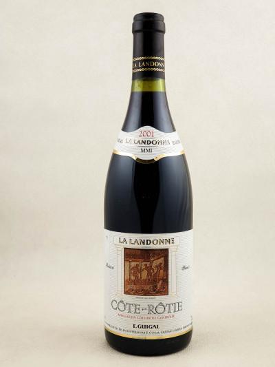 """Guigal - Côte Rôtie """"La Landonne"""" 2001"""