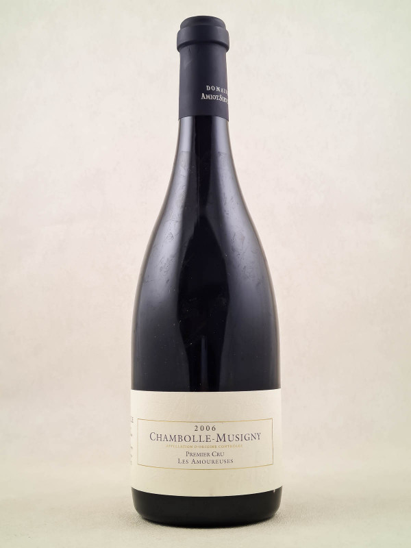 """Amiot Servelle - Chambolle Musigny 1er cru """"Les Amoureuses"""" 2006"""