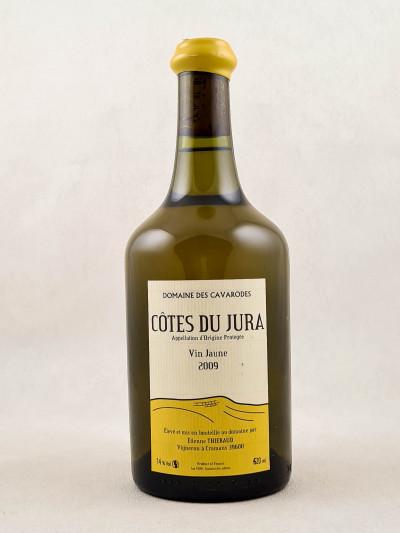 Domaine des Cavarodes - Côtes du Jura Vin Jaune 2009