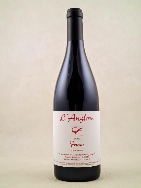 "L'Anglore - Vin de France ""Prima"" 2019"
