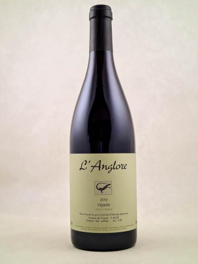 """L'Anglore - Vin de France """"Véjade"""" 2019"""