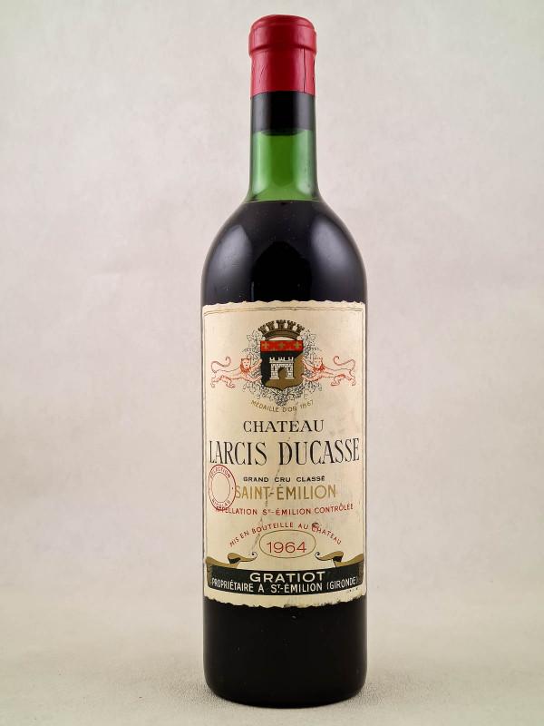 Larcis Ducasse - Saint Emilion 1964