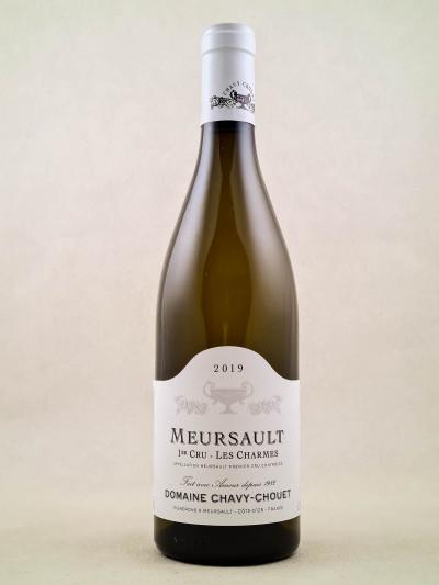"Chavy Chouet - Meursault 1er cru ""Charmes"" 2019"