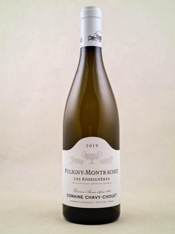 """Chavy Chouet - Puligny Montrachet """"Les Enseignères"""" 2019"""