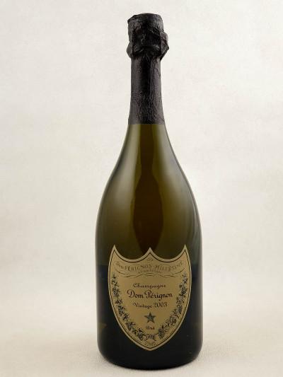 Dom Pérignon - Moët & Chandon 2003