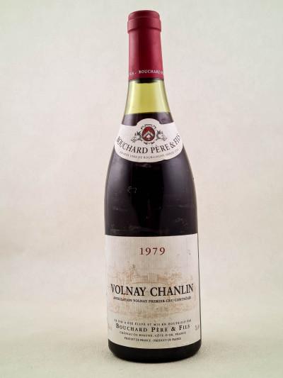 """Bouchard Père & Fils - Volnay 1er cru """"Chanlin"""" 1979"""