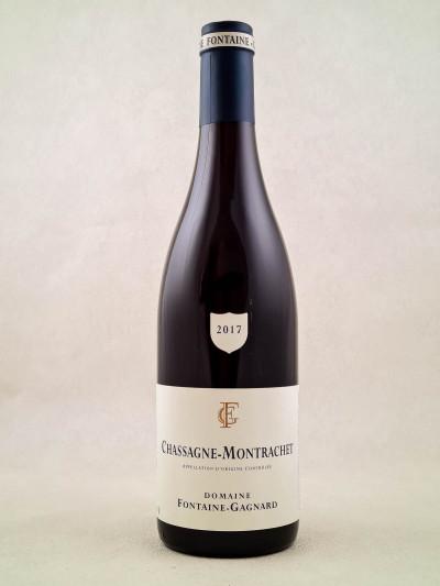 Fontaine-Gagnard - Chassagne Montrachet 2017