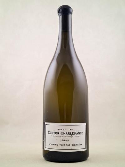 Vincent Girardin - Corton Charlemagne 2005