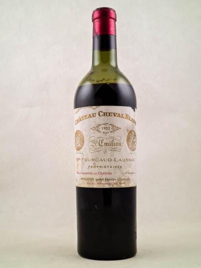 Cheval Blanc - Saint Emilion 1952