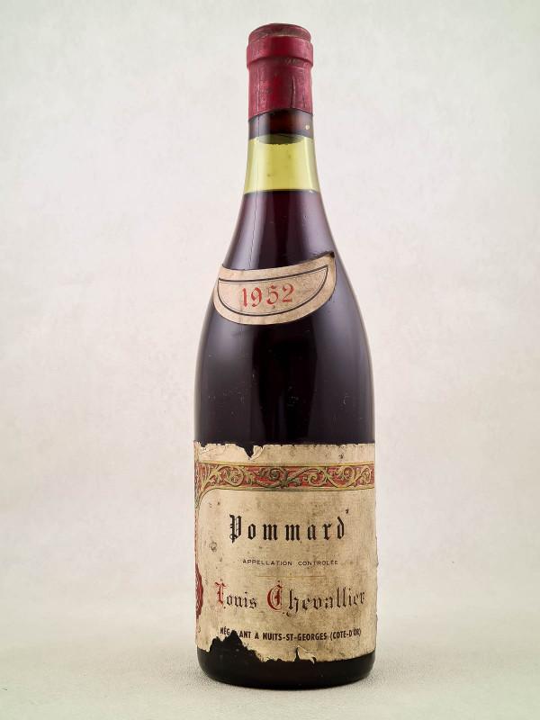 Louis Chevallier - Pommard 1952