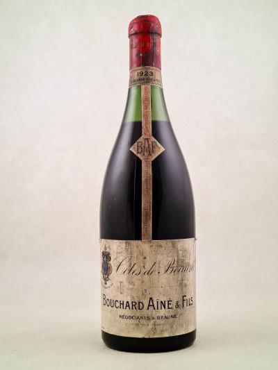 Bouchard Ainé & Fils - Côtes de Beaune 1923