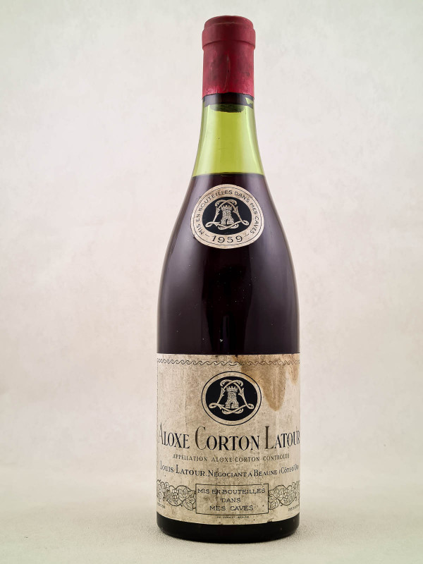 Louis Latour - Aloxe Corton 1959