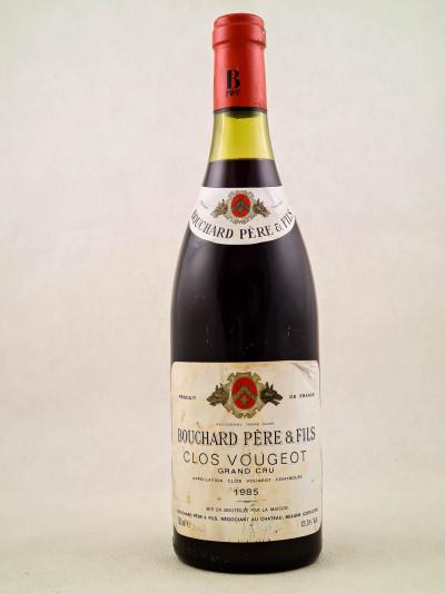 Bouchard Père & Fils - Clos Vougeot 1985