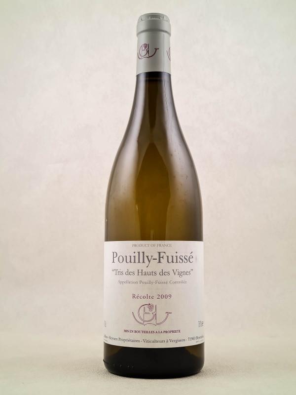 """Domaine Guffens-Heynen - Pouilly Fuissé """"Tri des hauts des vignes"""" 2009"""