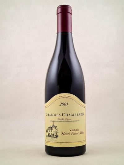 "Perrot Minot - Charmes Chambertin ""Vieilles Vignes"" 2001"