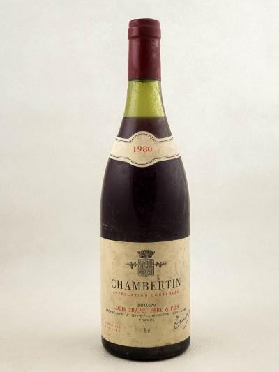 Trapet - Chambertin 1980