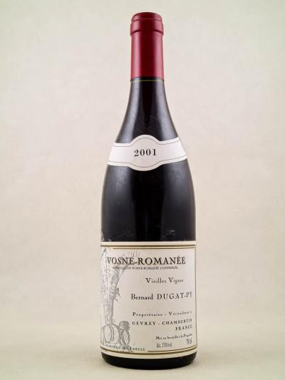 """Dugat Py - Vosne Romanée """"Vieilles Vignes"""" 2001"""