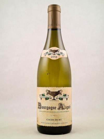 Coche Dury - Bourgogne Aligoté 2016