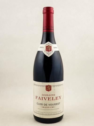 Faiveley - Clos Vougeot 2001
