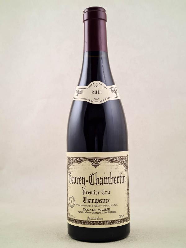 "Domaine Maume - Gevrey Chambertin 1er cru ""Champeaux"" 2011"